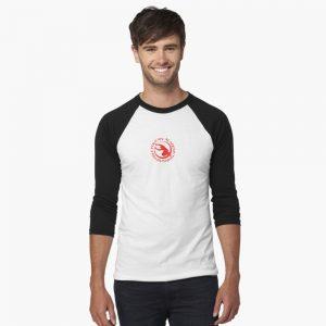 FOUCAN ACADEMY Baseball ¾ Sleeve T-Shirt