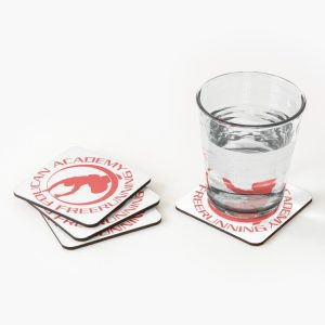 FOUCAN ACADEMY Coasters (Set of 4)